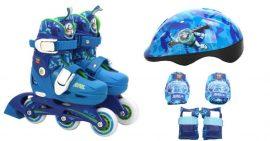 DC5001-G Disney Toy Story soros görkorcsolya szett (34-37)