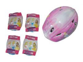 YX-0415S Disney Hercegnők védőszett sisakkal