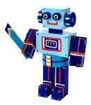 79900 Készségfejlesztő játék - Fa robot készítő szett