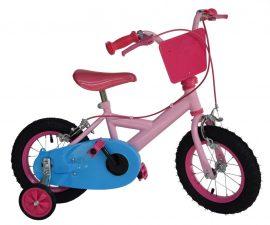 """Polymobil - PO-GYK02 12"""" Gyerek kerékpár  lány"""