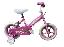"""B1201G-02 12"""" gyerek kerékpár, lány"""