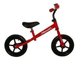 15FT1203 gyerek futókerékpár, piros