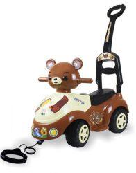 Polymobil - HIMHIM lábbal hajható gyerek autó