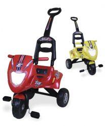 Polymobil - Gesit lábbal hajtható gyermek tricikli